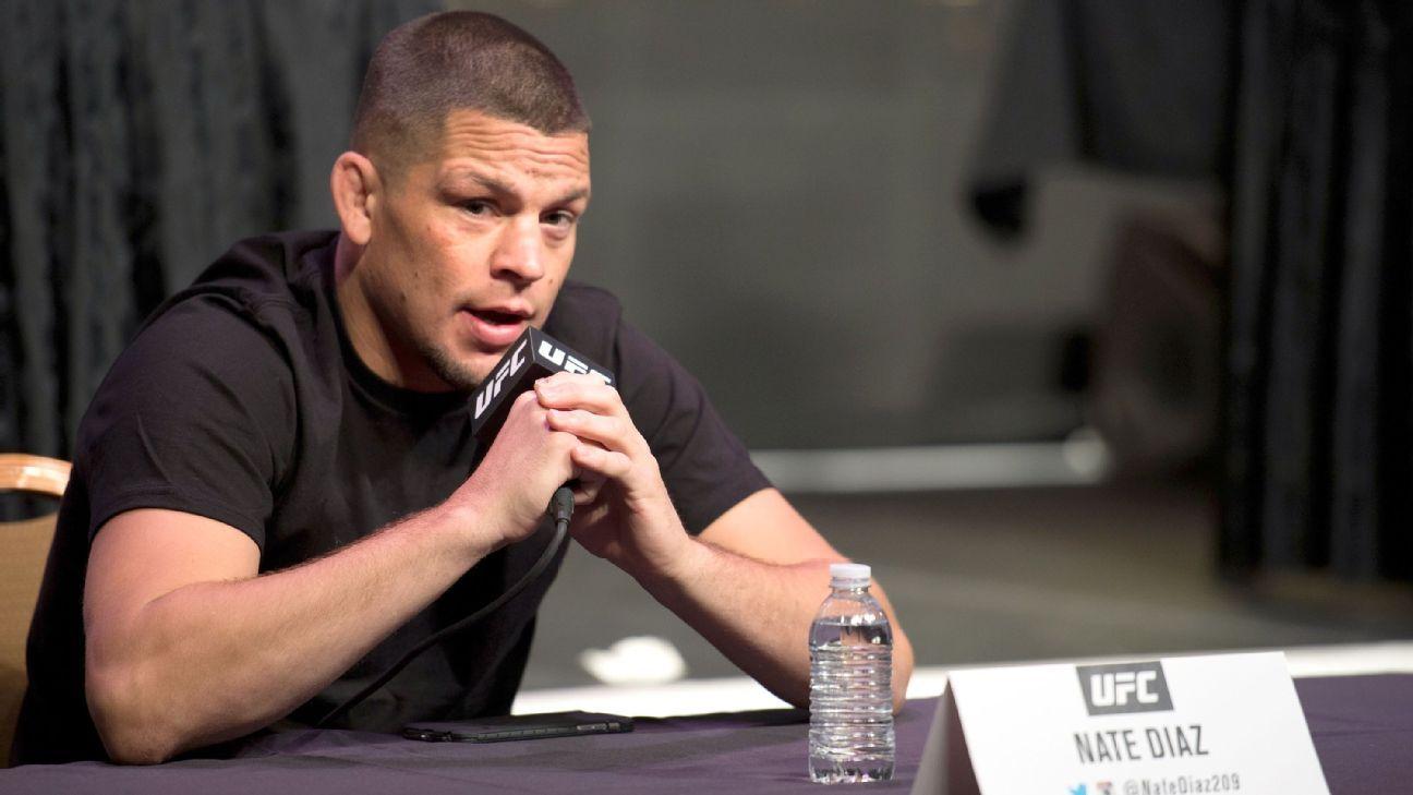 Diaz blasts USADA but says he'll fight Masvidal