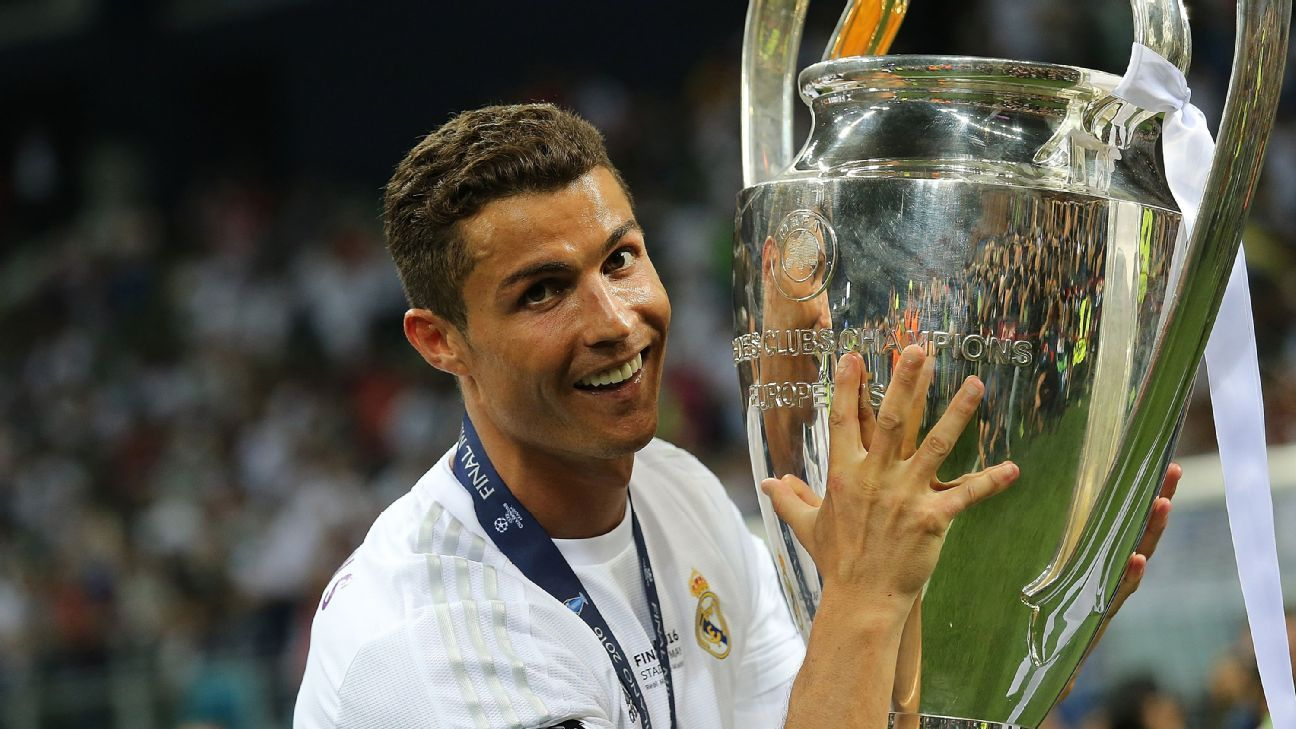 Cristiano Ronaldo S Nine Trophies In 372 Days For Real Madrid And Portugal