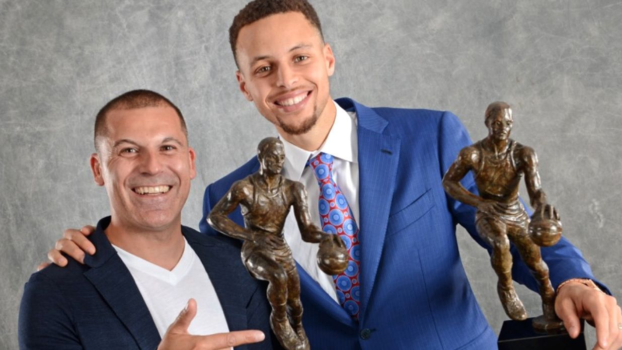 Steph Curry turned underdog story into cash for Under Armour
