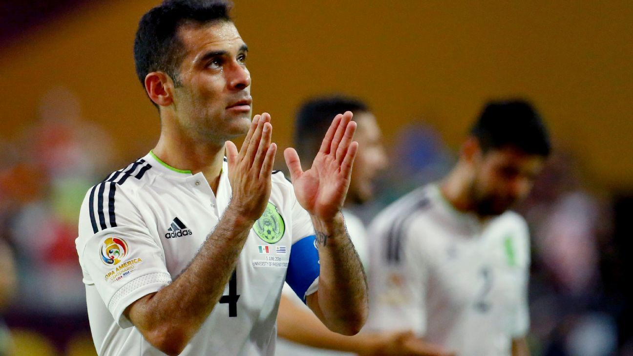 710ceb507 Mexico s Rafa Marquez currently barred from playing in United States -  lawyer