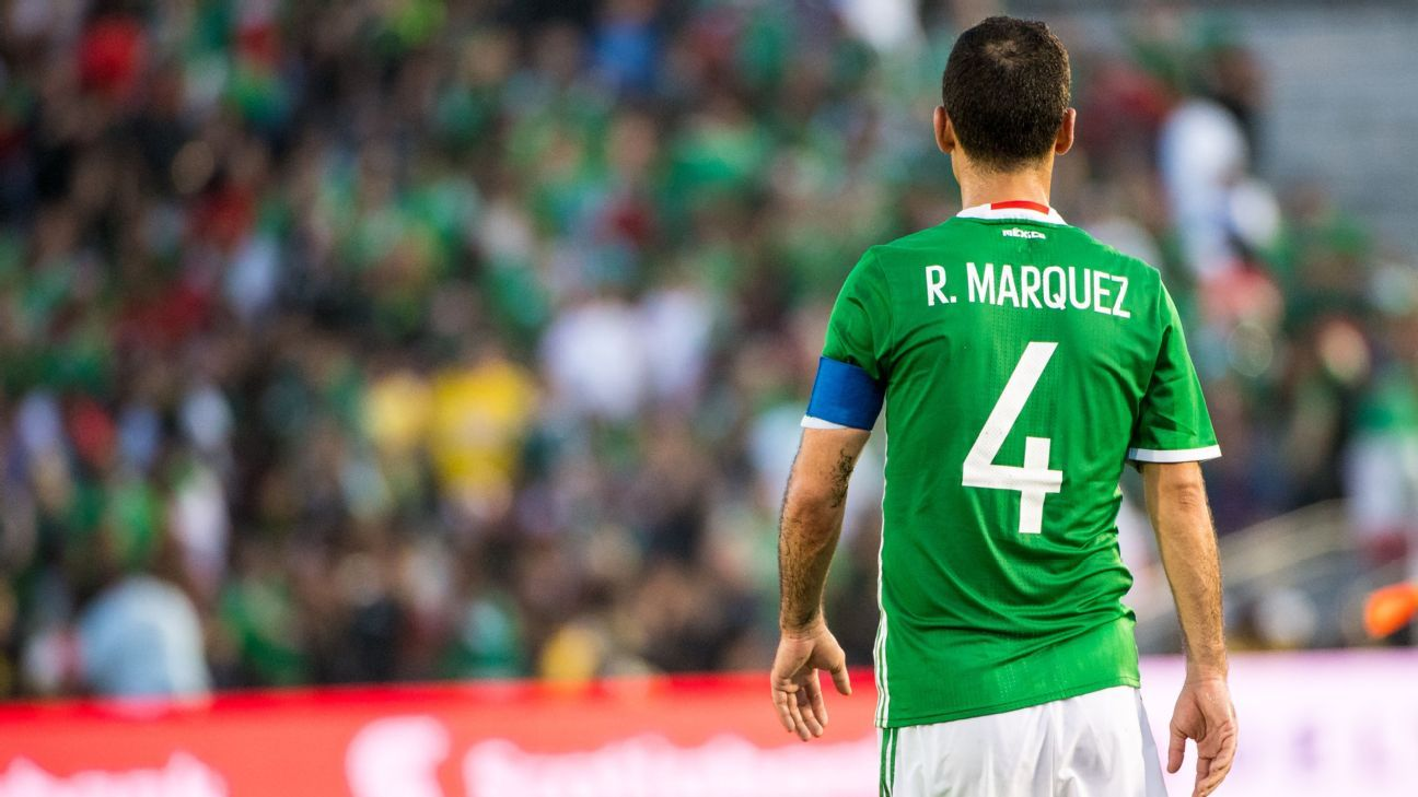 4b383ebe7 Mexico s Rafa Marquez discusses his turbulent journey to a fifth World Cup