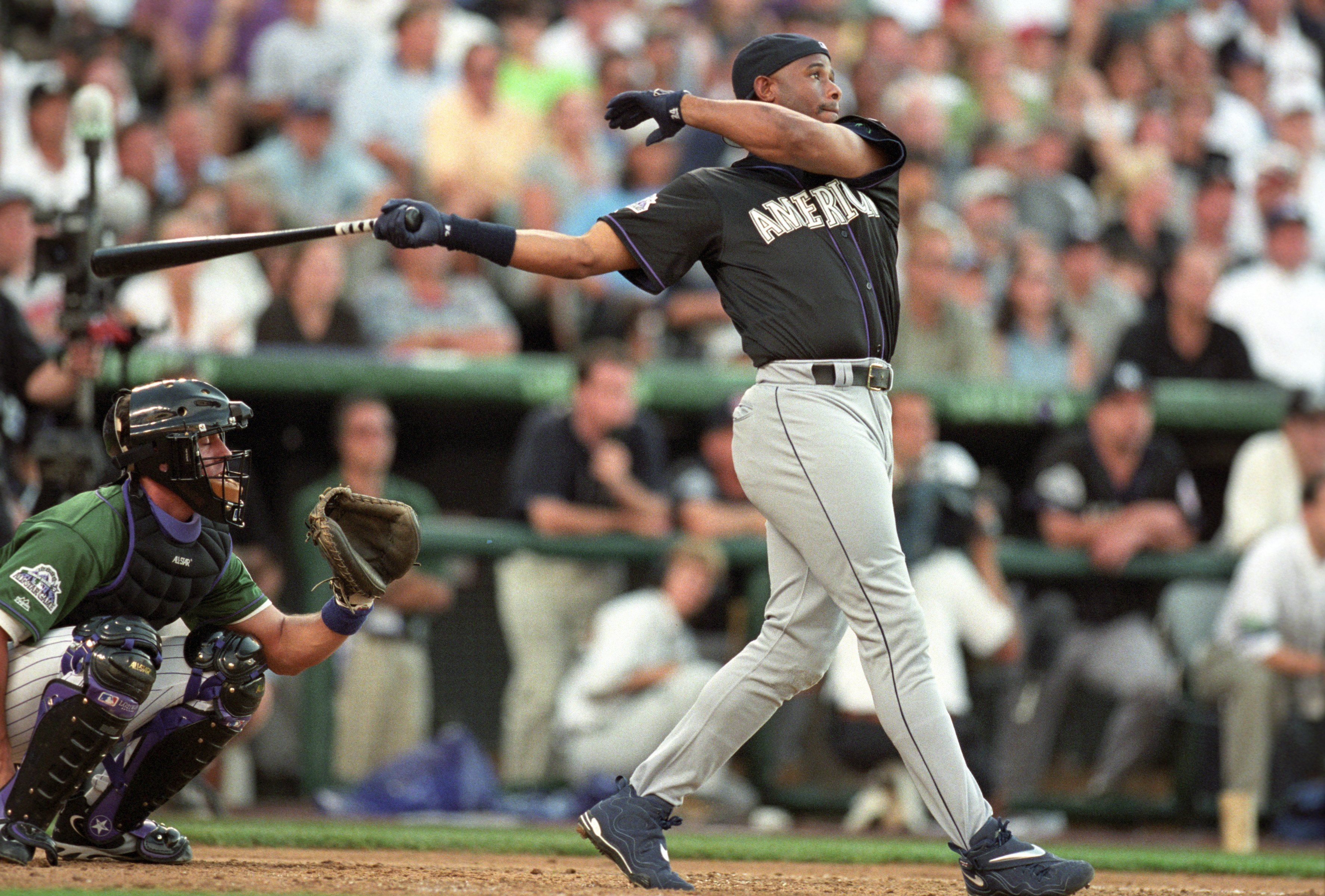 reputable site 7a06e cbae5 Remembering Ken Griffey Jr.'s best All-Star Game/HR Derby ...