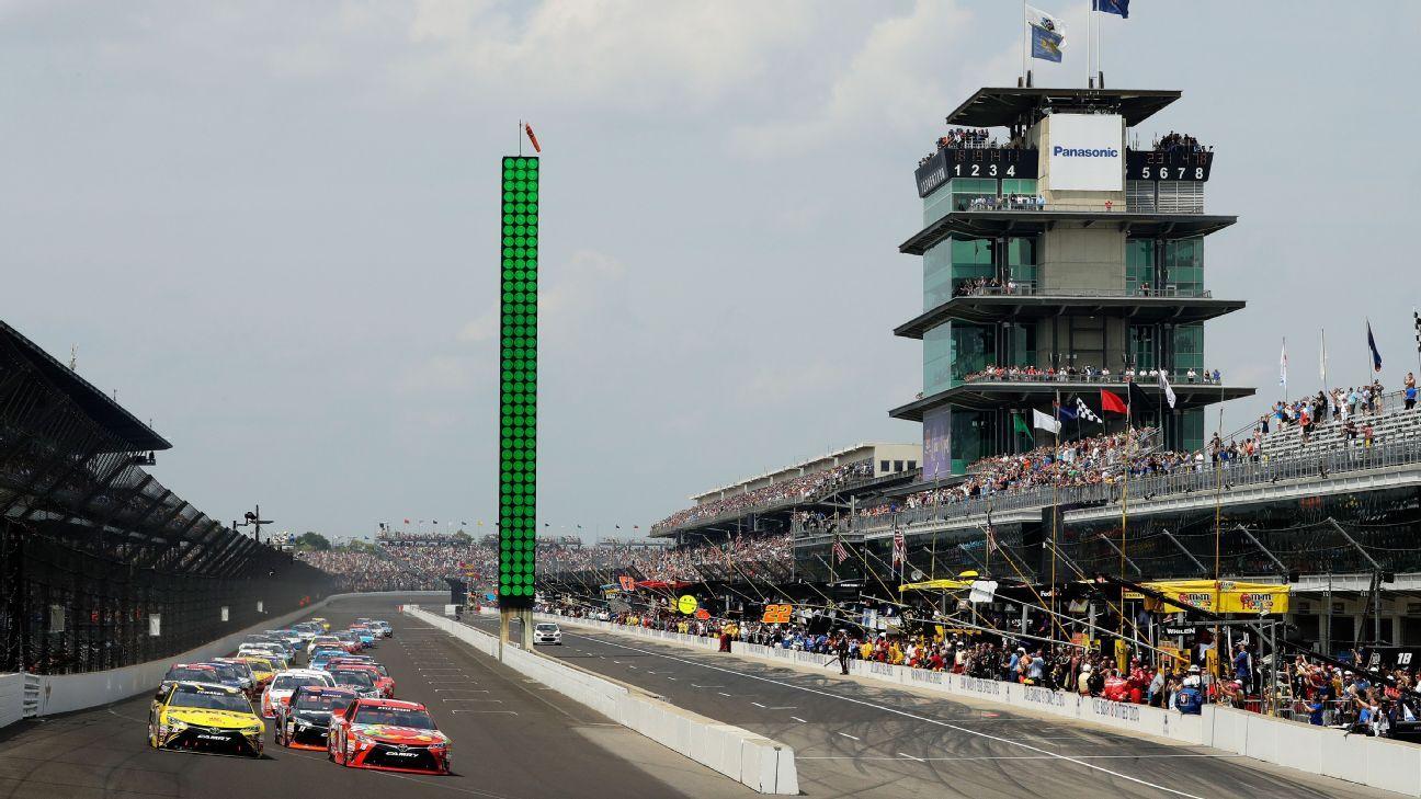 Watkins Glen Race Track >> Indianapolis Motor Speedway