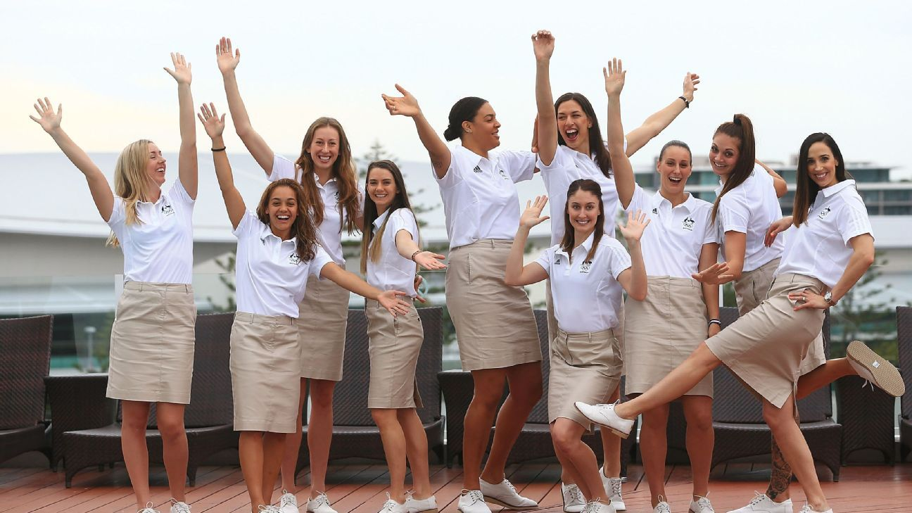 For First Time Women Outnumber Men In Australian Olympic Team-2714