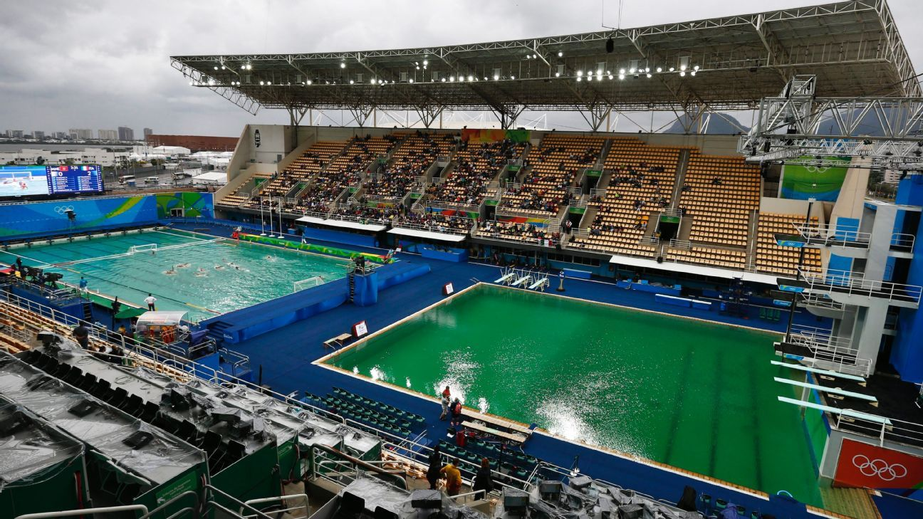2020 Tokyo Olympics - Don\'t expect green \'swamp\' in Tokyo ...