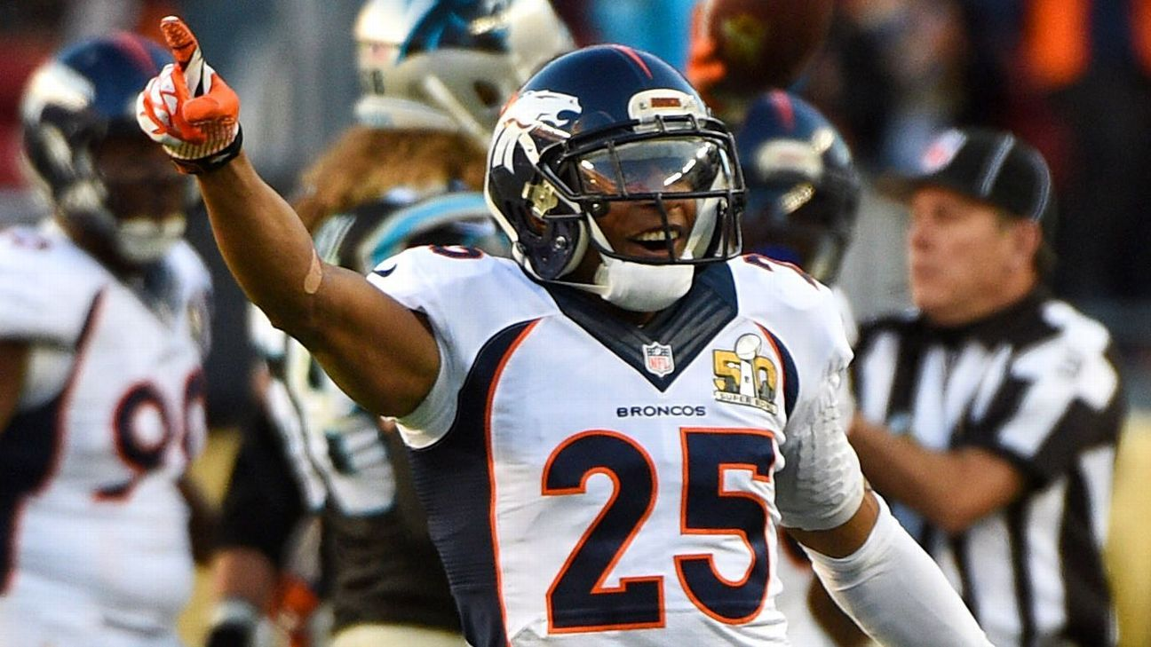 Pro Bowl cornerback Chris Harris Jr. didn't get the long-term deal he was looking for, but he got a raise for the 2019 season in an adjusted contract the Broncos gave him Tuesday.