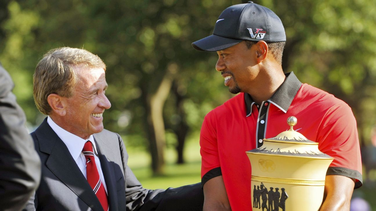 bb839db9e Tiger Woods says he won t add an new events to his schedule