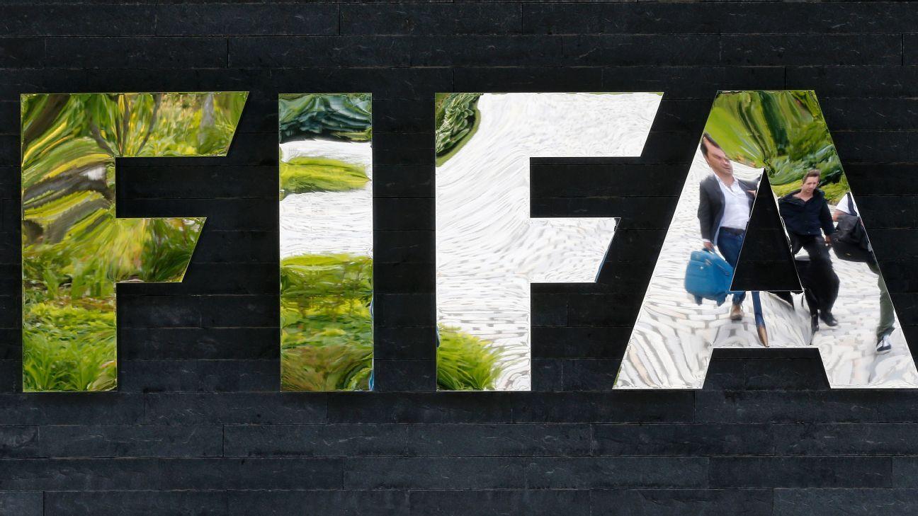 DOJ warns FIFA over league match ban in U.S.