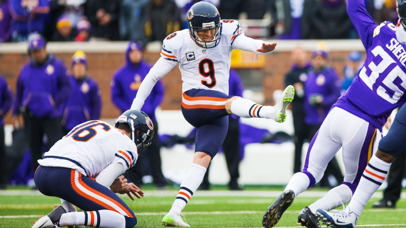 It might seem like it would be a perfect reunion, but former Bears kicker Kevin Butler said Robbie Gould needs to be