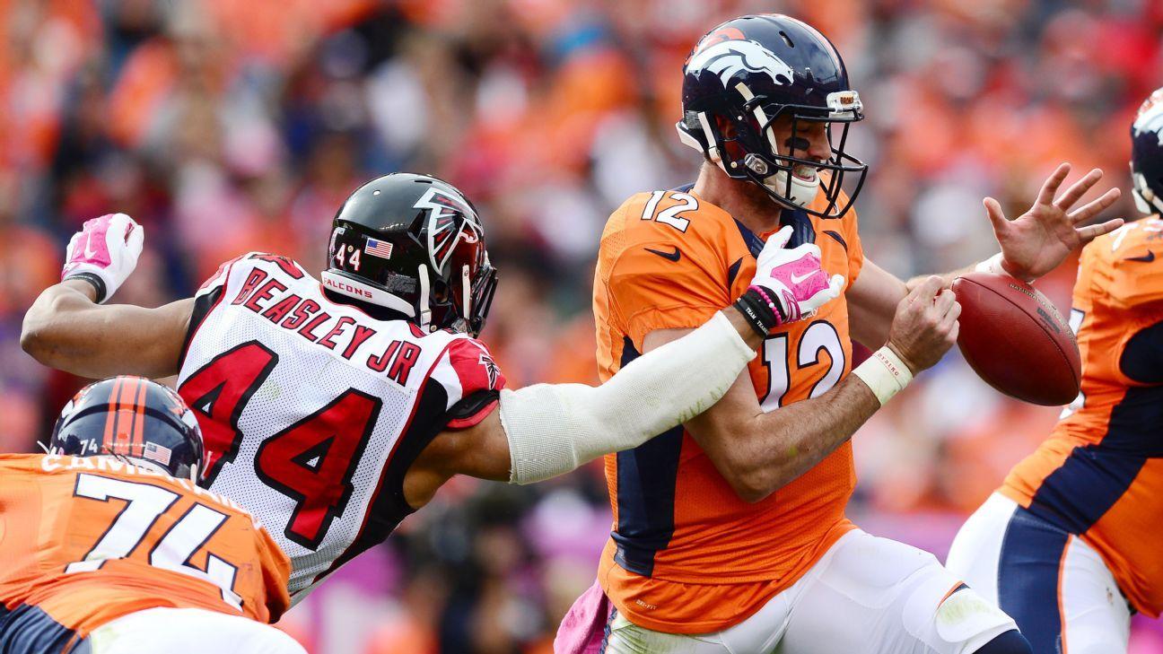 72e349b72 Von Miller to Vic Beasley  Meet me in the Bay Area - Atlanta Falcons Blog-  ESPN