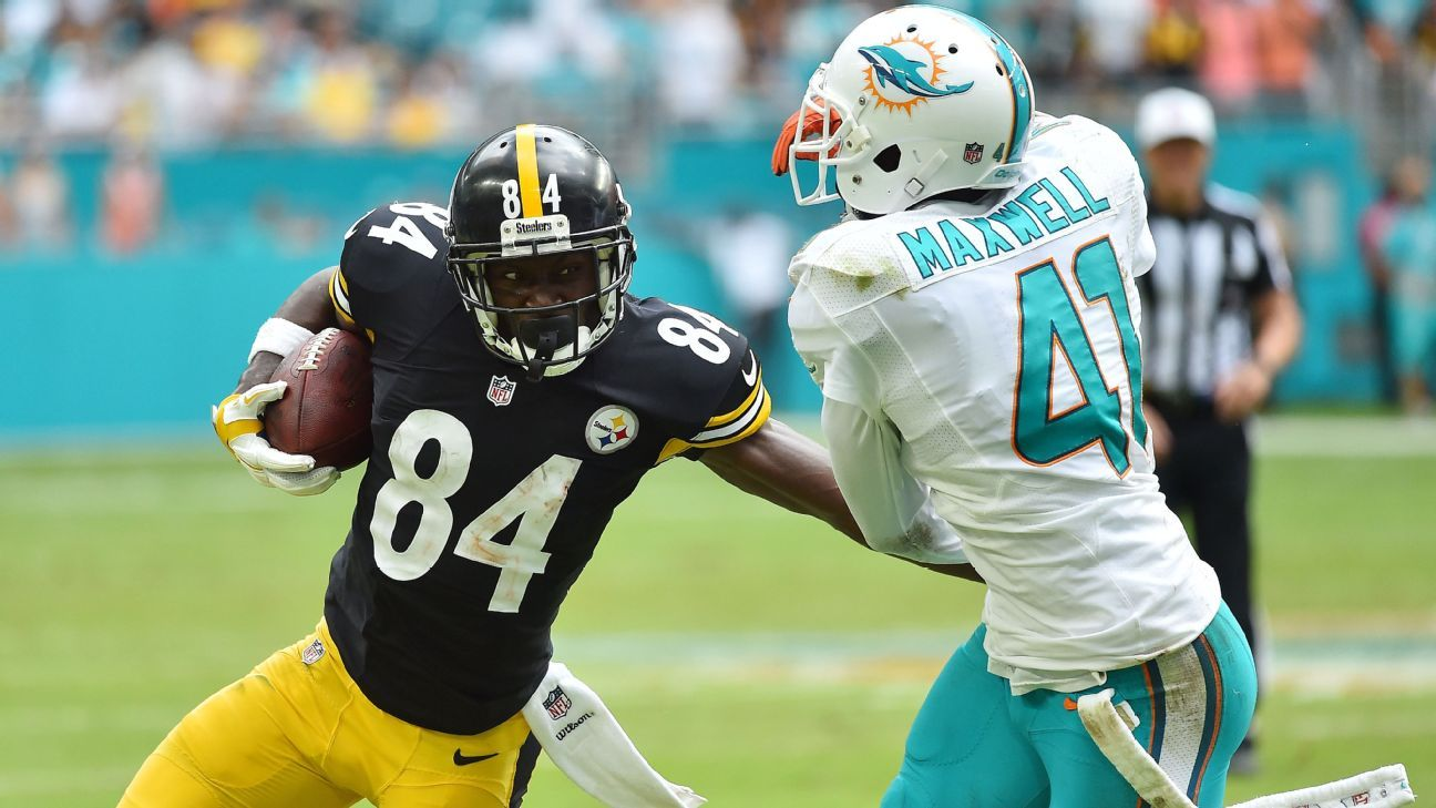 How WR Antonio Brown flipped the NFL draft on its head in 2010 - Pittsburgh  Steelers Blog- ESPN 8e67752b3