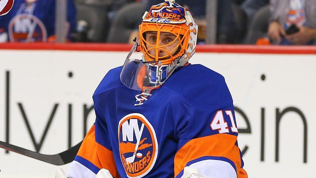 pretty nice 5b0ff c4112 New York Islanders waive goalie Jaroslav Halak