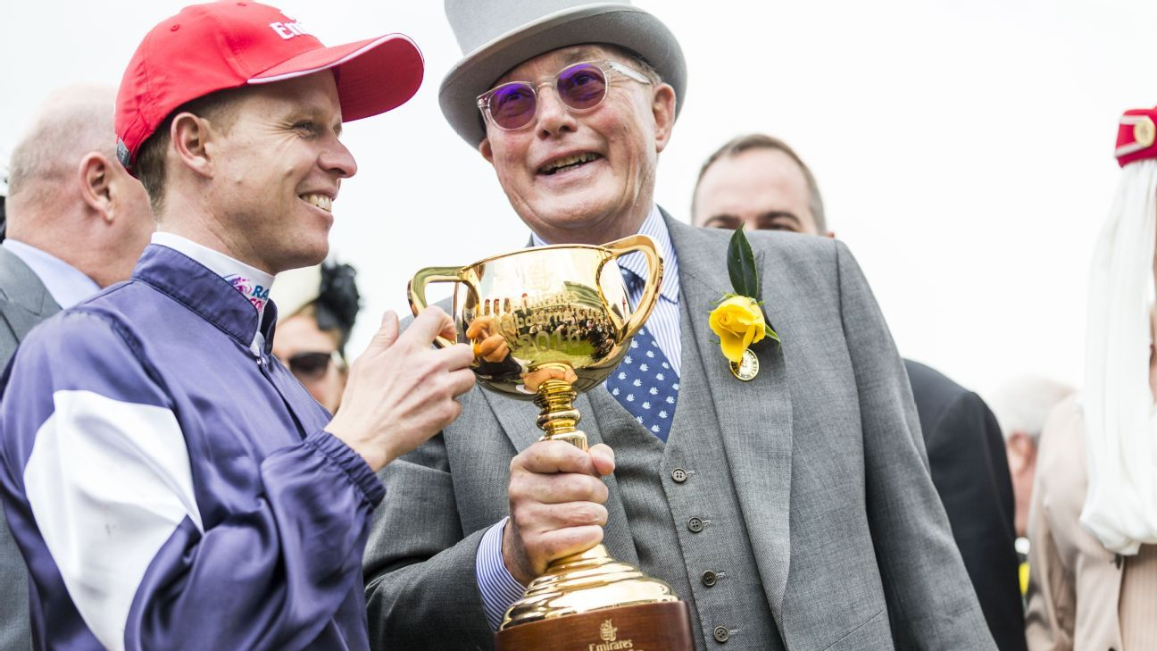 Lloyd Williams Explains Love For Melbourne Cup