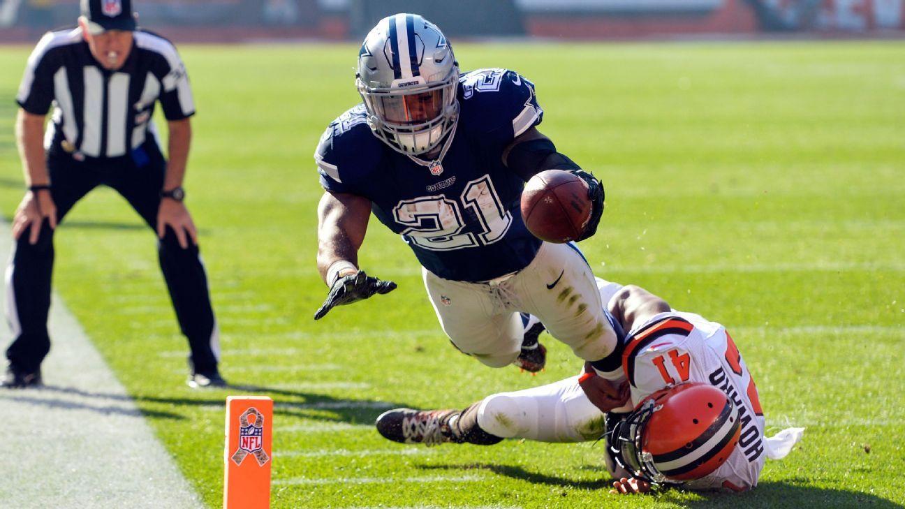 1fd1aa593b7 Ezekiel Elliott jersey was NFL's best seller from April 1-October 31