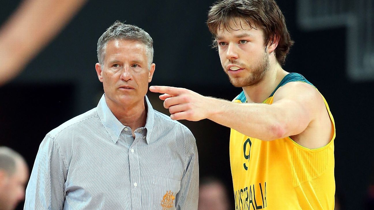 Aussies to bring back 76ers' Brett Brown as national coach