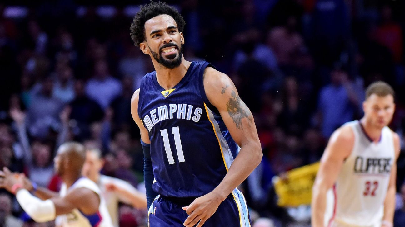 d081750b0 Memphis Grizzlies point guard Mike Conley out 6 weeks with fractures in his  lower back