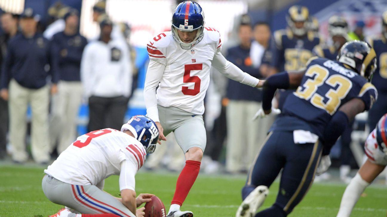 Robbie Gould was surprised Bears cut him - New York Giants Blog- ESPN 000c0befe