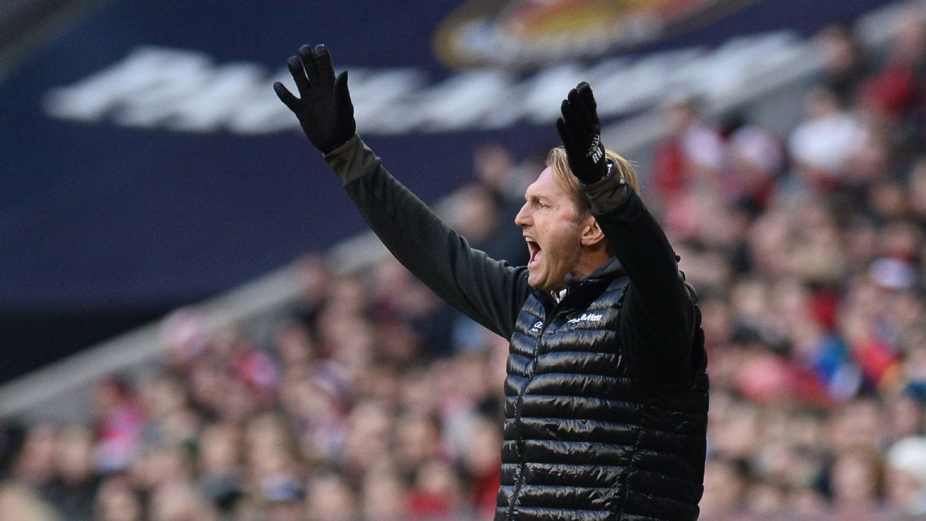 Ralph Hasenhuttl Rb Leipzig Achievements Are Historic