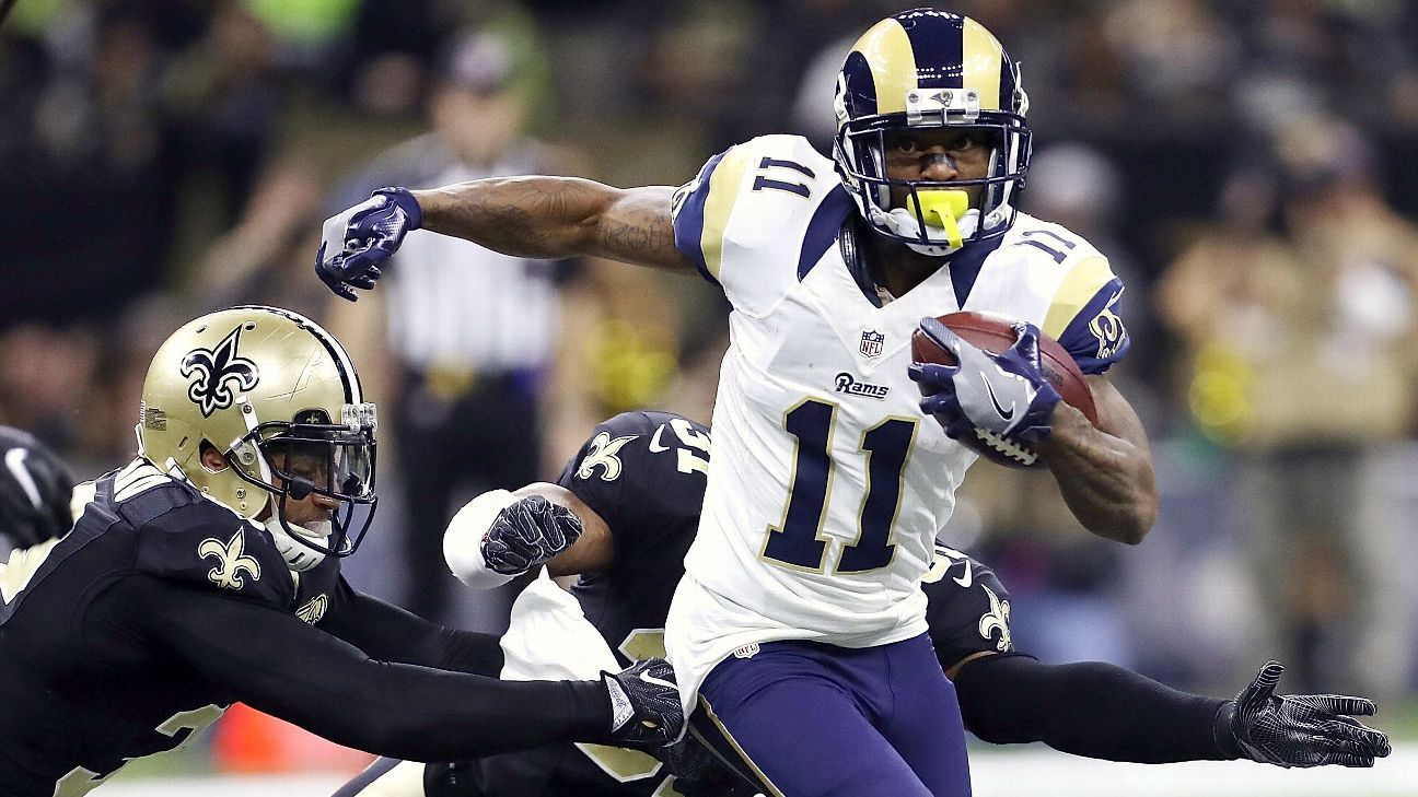Los Angeles Rams Want Tavon Austin To Go A Little Deeper Los