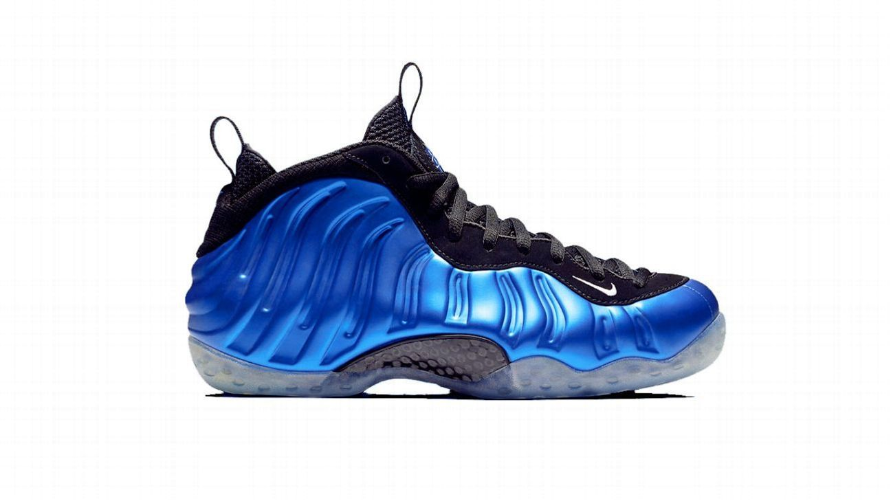 7d0ff0cbc2c53  NBArank All-Time Kicks  Nike Air Foamposite One is No. 2