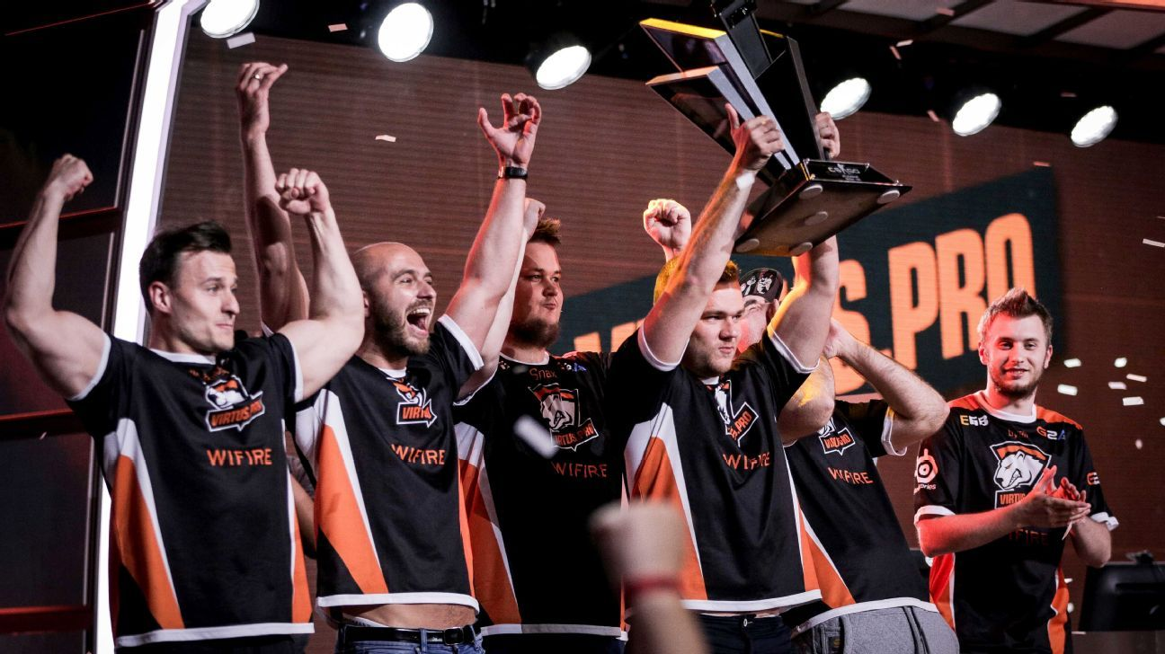Virtus pro signs new four-year agreement with its Counter