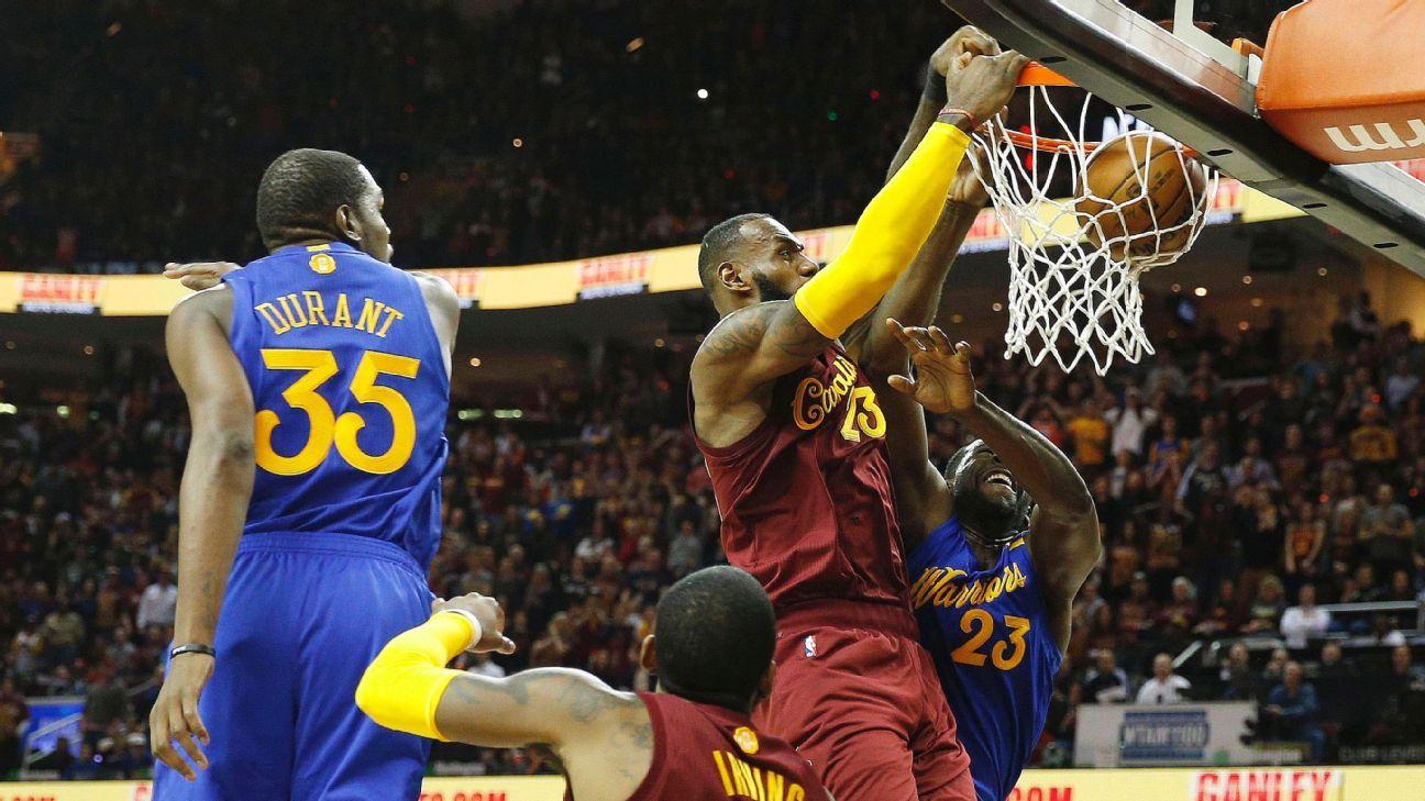 fc47975a7ffa Cleveland Cavaliers  Christmas win a Finals flashback - Cleveland Cavaliers  Blog- ESPN