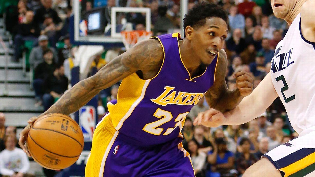 size 40 7cc09 bdf1e Los Angeles Lakers agree to send Lou Williams to Houston ...