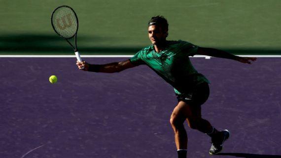 Miami Open Tennis The Five Secrets To Roger Federer S Success
