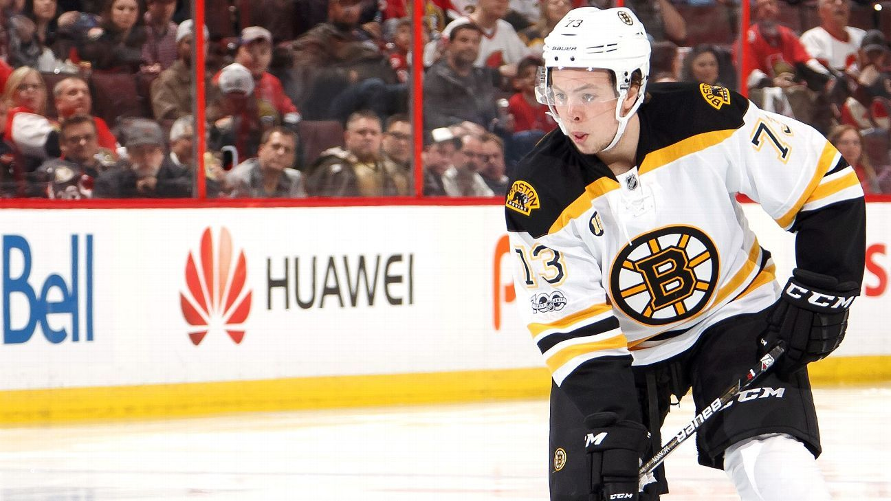 a2b3279c3 NHL -- 2017 Stanley Cup - Boston Bruins rookie Charlie McAvoy learning on  fly