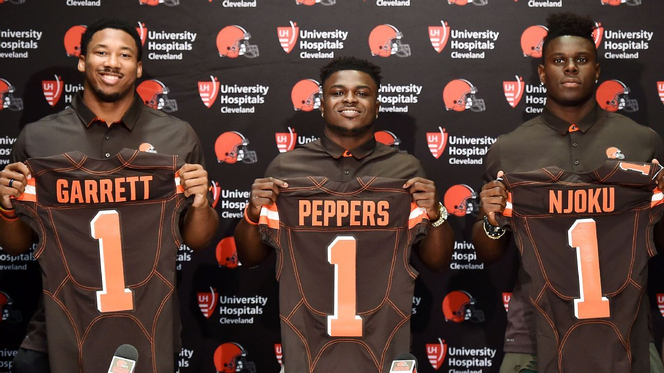 Best 2017 NFL draft classes in every division - offseason 2a427ed52