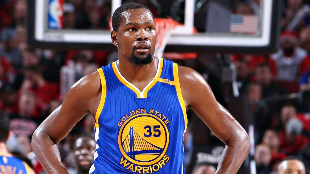 d46f881250df Kevin Durant of Golden State Warriors plans to decline player option ...