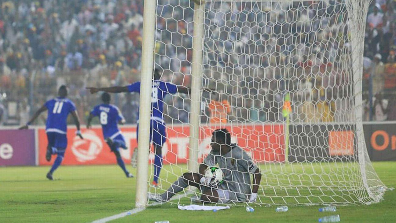 CAF Champions League wrap