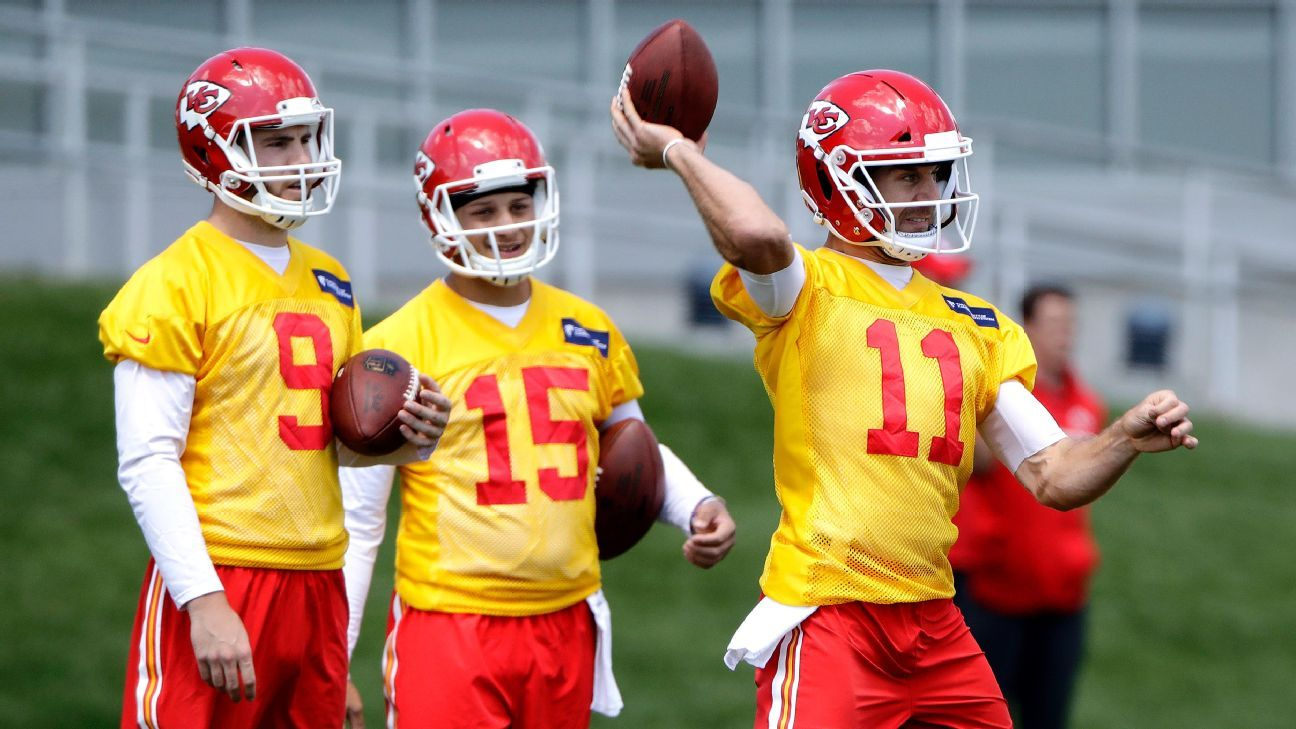 Mahomes is the Future, Smith is the Present