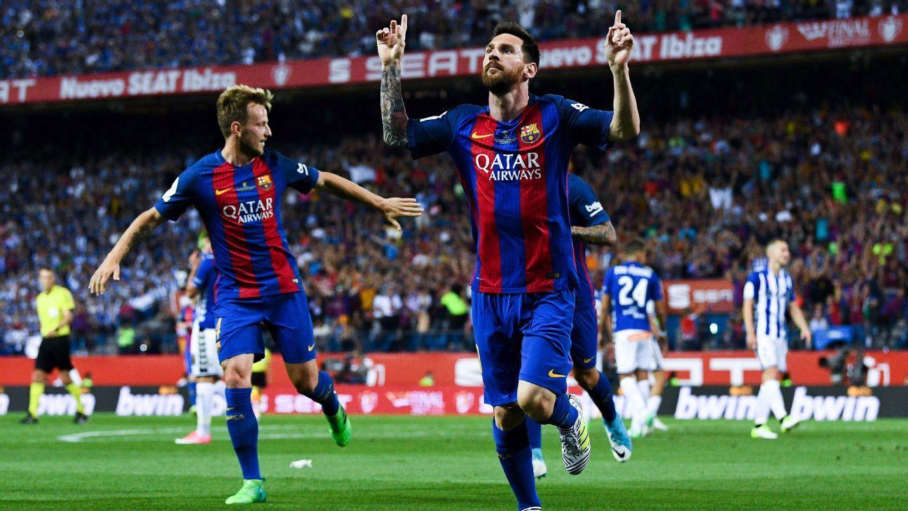 Barcelona Alaves