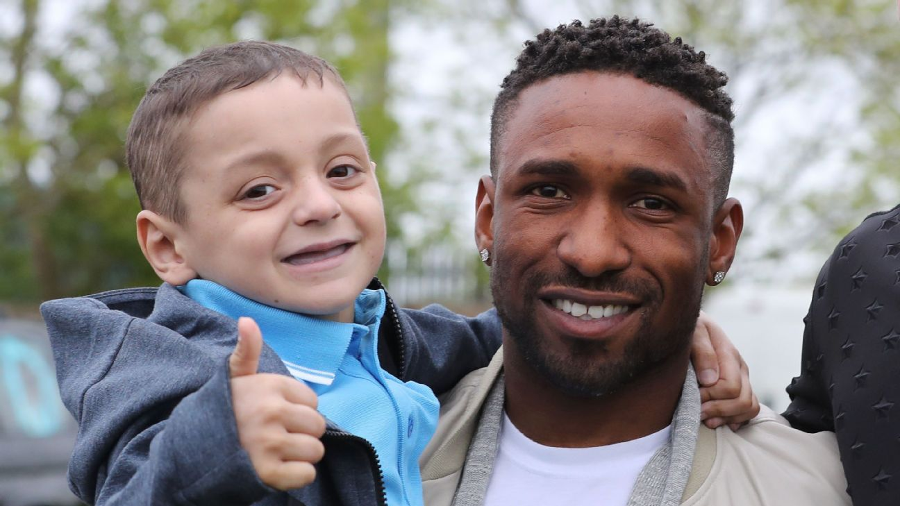 Jermain Defoe Obe Honour Comes With Mixed Emotions After Of Friend