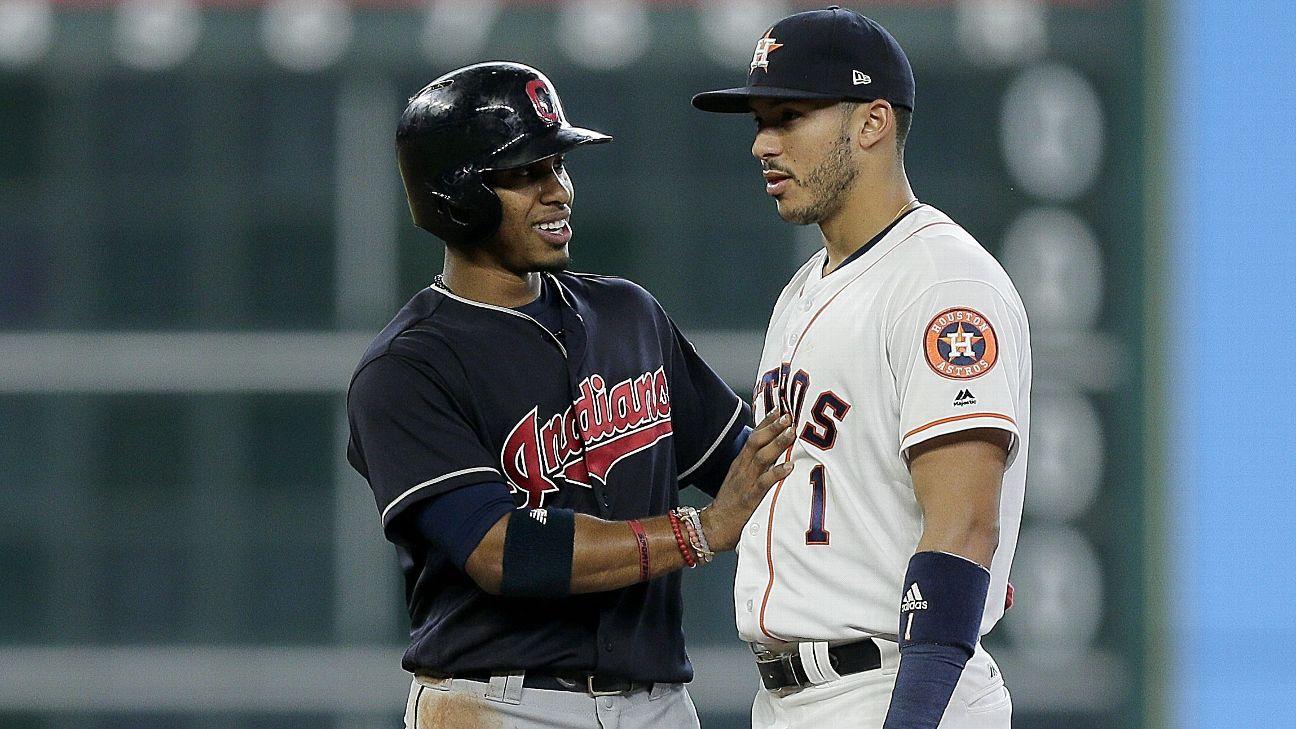 6d640288536 MLB - Fantasy baseball - Dynasty top 300 rankings mid-2017 update