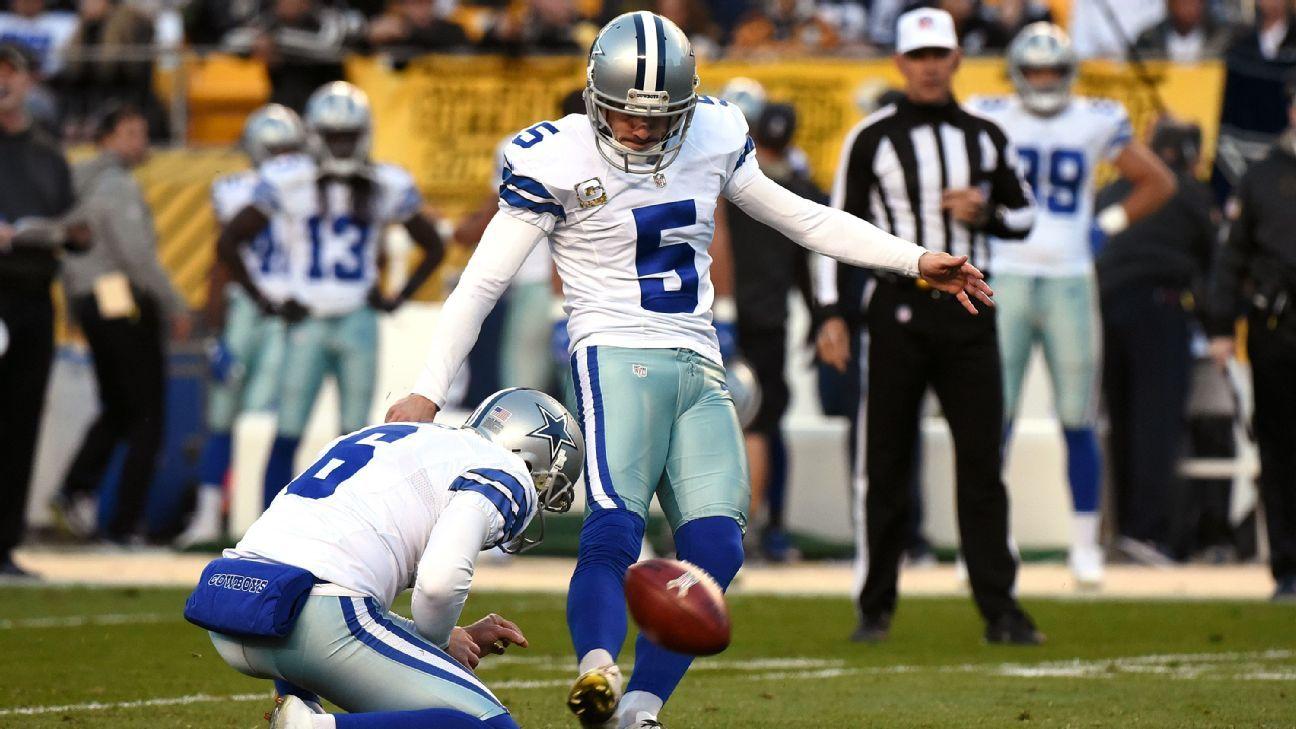 22aa0db13 Dallas Cowboys see their specialists as  football players  - Dallas Cowboys  Blog- ESPN