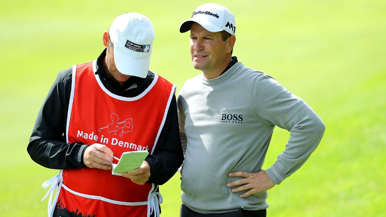 Golf Steve Webster In Search Of First European Tour Title In 10 Years At