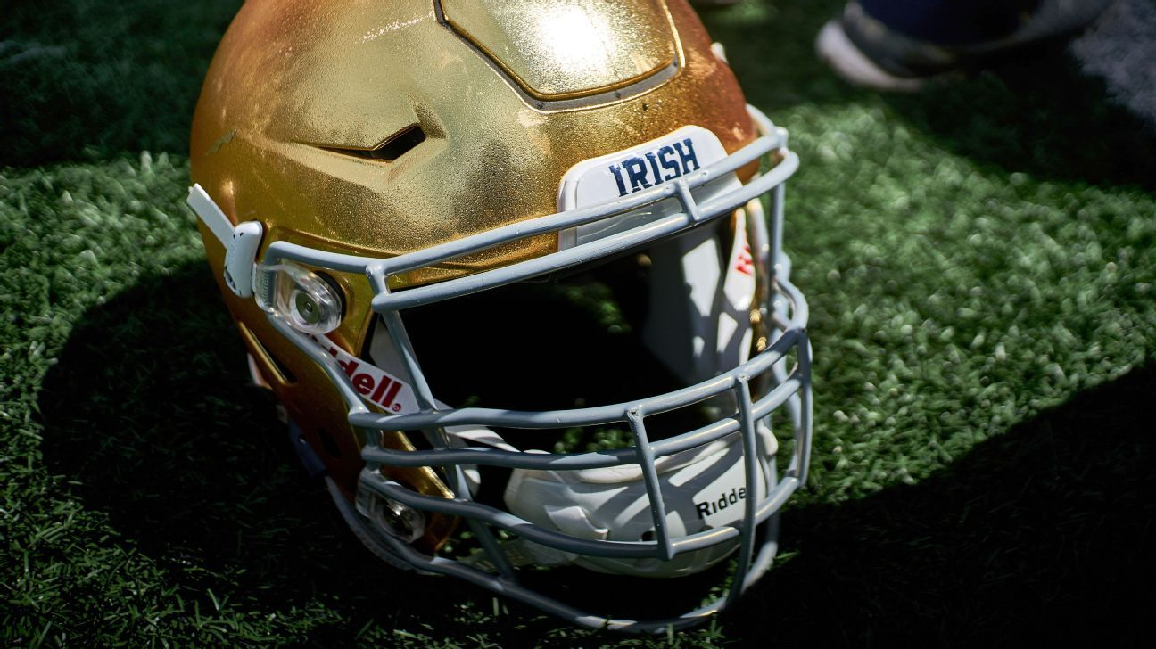 Notre Dame has added a highly regarded running back prospect in Chris Tyree.