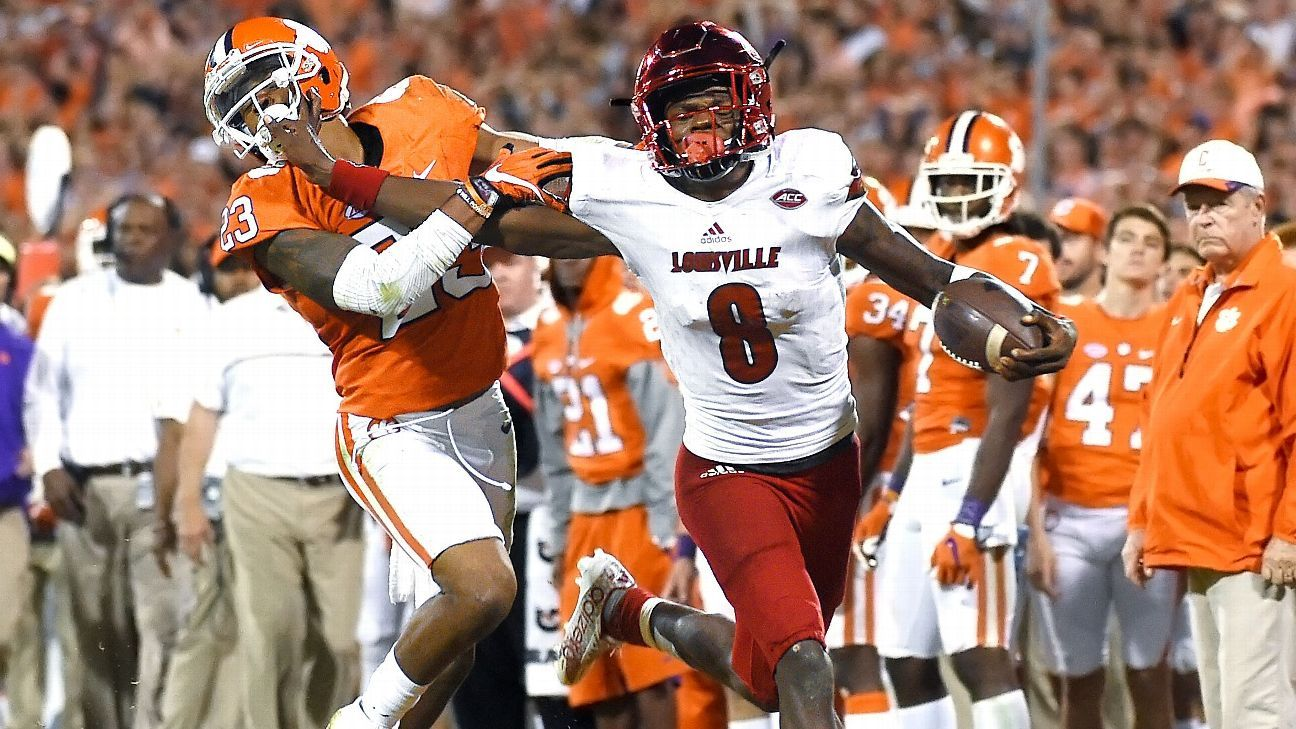 Are Clemson Tigers ready for Louisville Cardinals Lamar ...