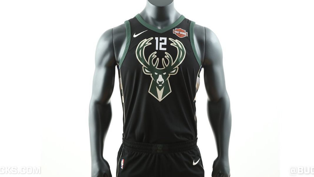 Check out Milwaukee Bucks  new alternate uniforms a23ff7e5e