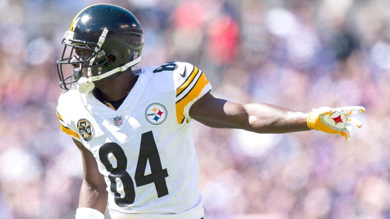 Barnwell grades the Antonio Brown trade: Why Oakland fleeced Pittsburgh