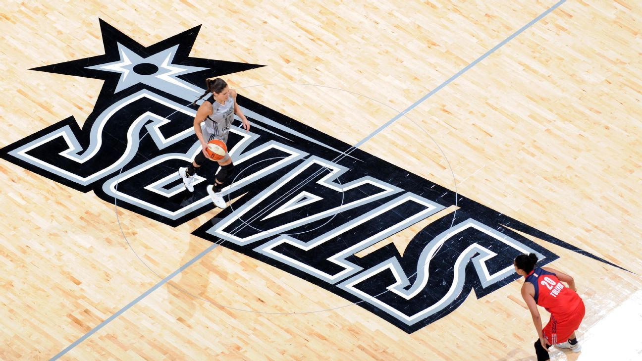 San Antonio Stars Moving To Las Vegas Bought By Mgm Resorts