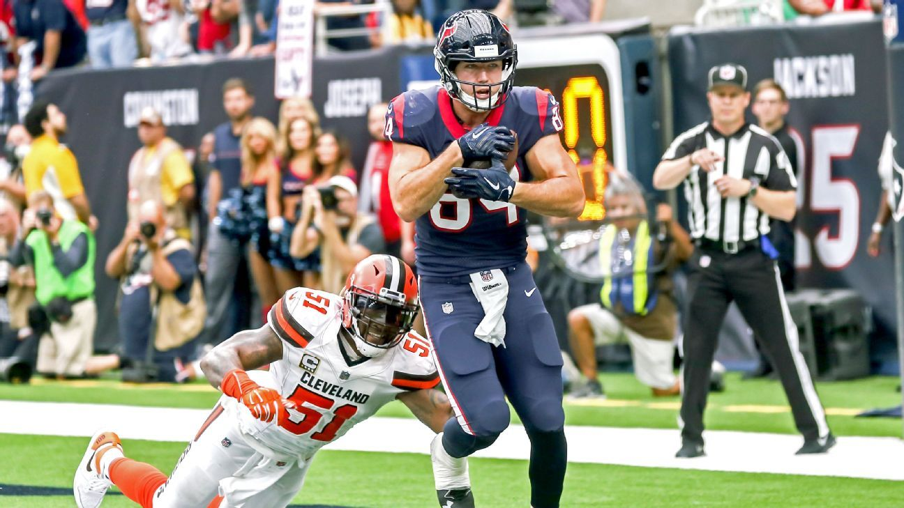 Texans tight end Ryan Griffin has been arrested in Nashville, Tennessee, after drunkenly punching out a window.