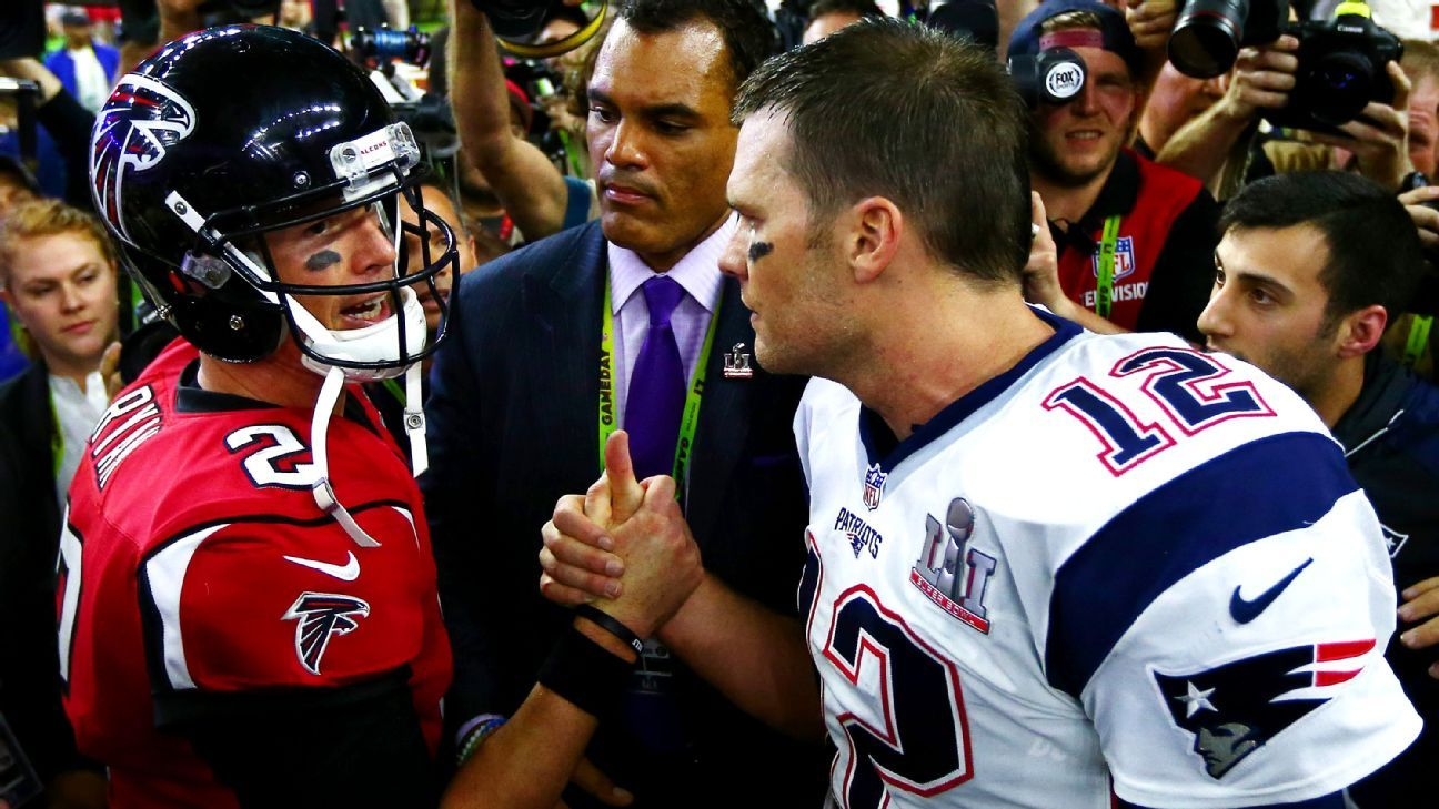 Chad Steele is the guy behind Tom Brady, Peyton Manning and