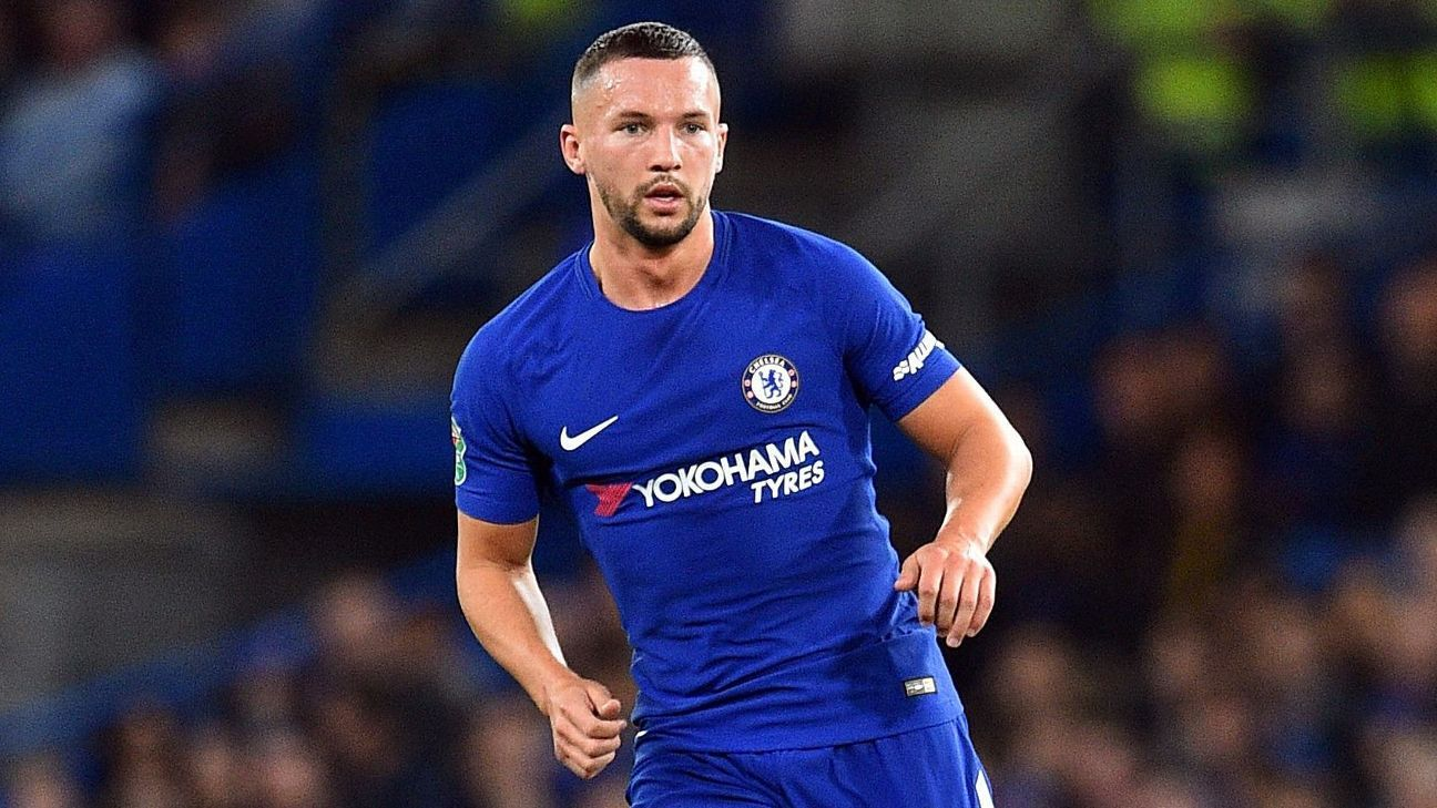 Chelsea boss Sarri doesn't know why out-of-favour Drinkwater still with club