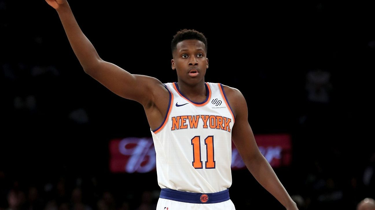 1e13510f899 New York Knicks criticized by LeBron James for selecting Frank Ntilikina