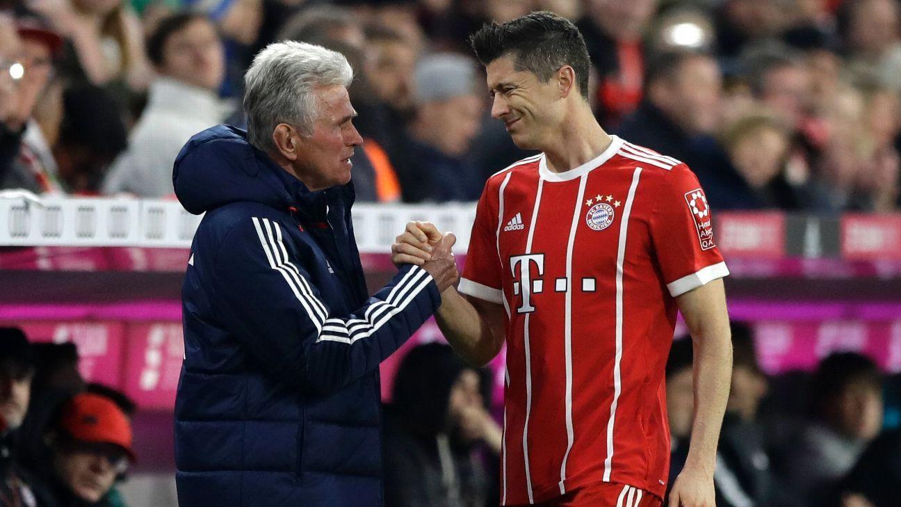 Image result for Jupp Heynckes Lewandowski