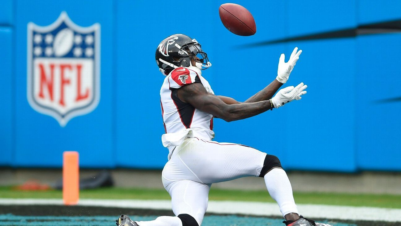 Atlanta Falcons Wide Receiver Julio Jones Makes No Excuses For Dropping Touchdown Pass In Fourth Quarter