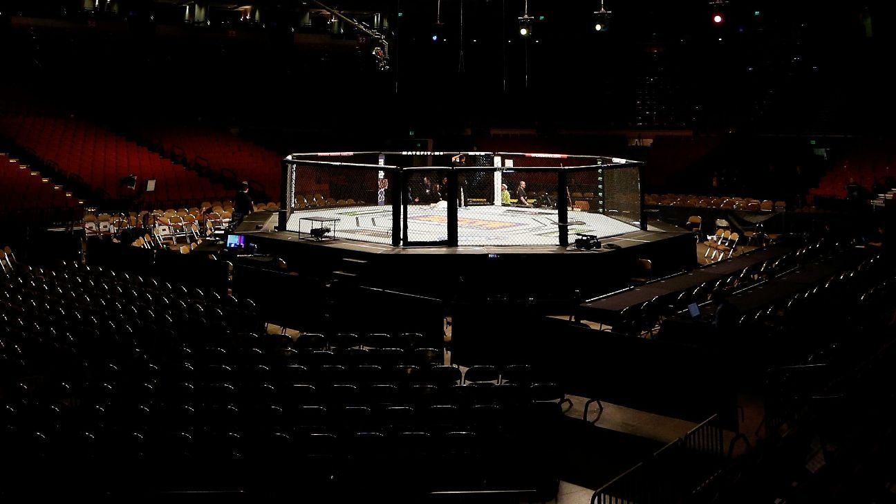 Combat Night MMA perseveres in Jacksonville